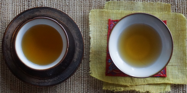 Sharing the appreciation of Anhua Dark Tea