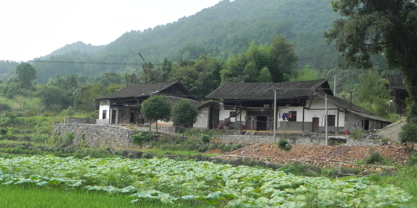 Anhua County impressions