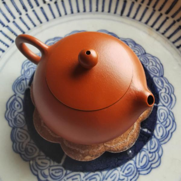 Little Red Zisha Pot Nr2