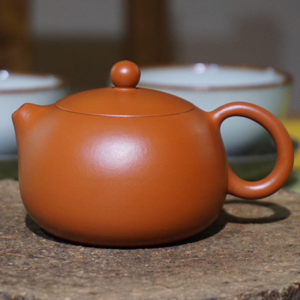 Little Red Zisha Pot Nr2