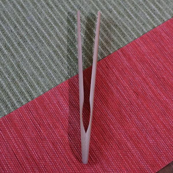 Bamboo Tea Clip