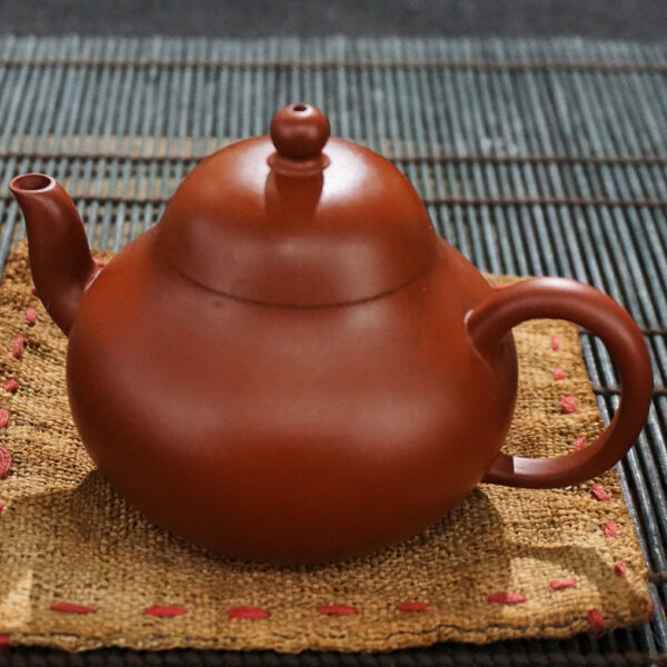 Little Red Zisha Teapot Nr3